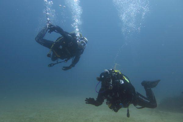 curso open water
