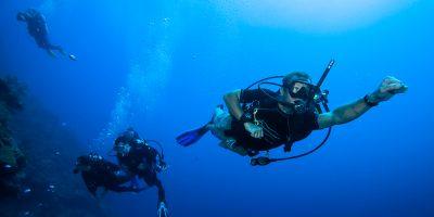 Divemaster padi en medusadive