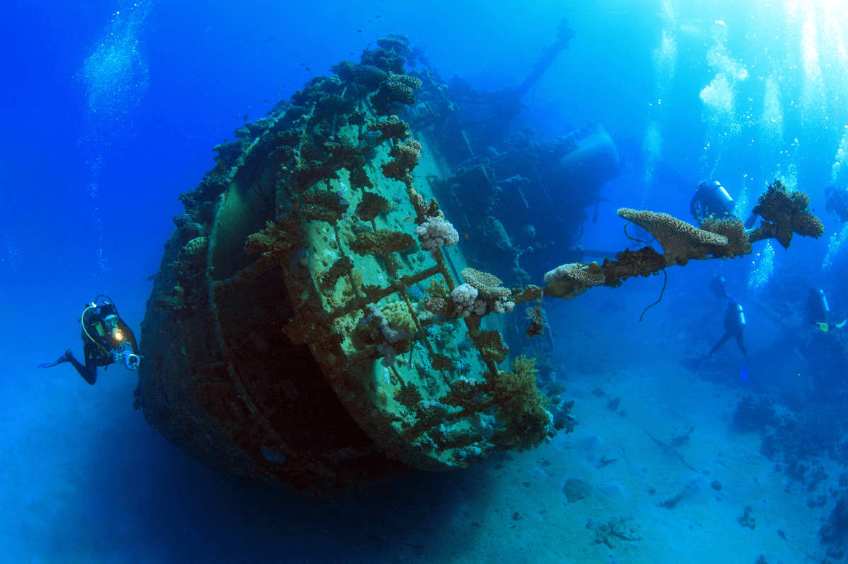 inicio barco hundido
