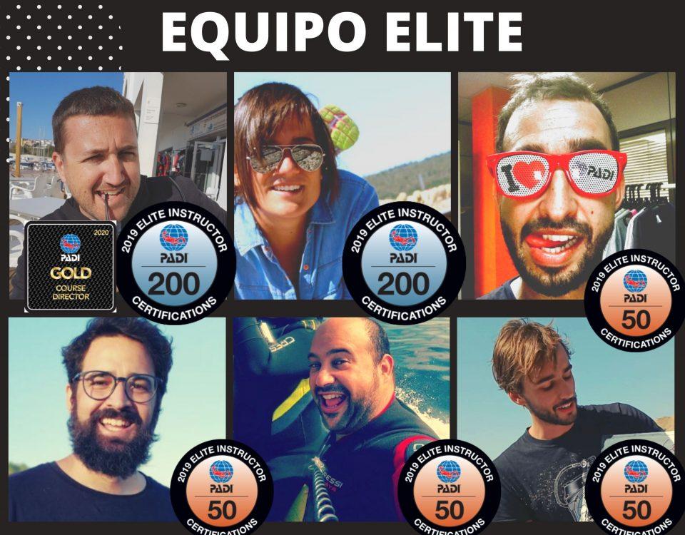 equipo elite